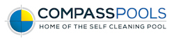 Compass Pools Australia Quality Fibreglass Swimming Pools Logo