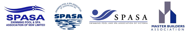 Compass Pools Australia Award Winning Dealer Network Logos