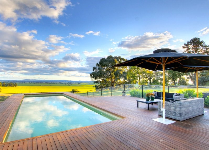 Compass Pools Australia Creative Outdoors and More Fibreglass Pool Builder