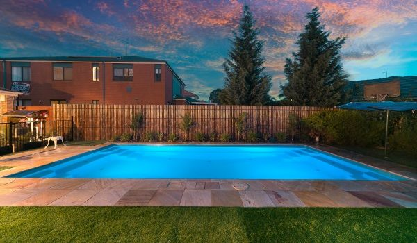 Compass Pools Australia Fibreglass Pool Shape - Contemporary