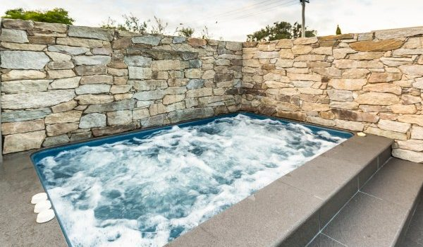 Compass Pools Australia Fibreglass Pool Shape - Spas and Waders