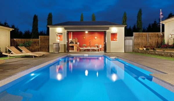 Compass Pools Australia Fibreglass Pool Shape - Vogue