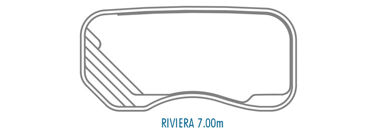 Compass Pools Australia Fibreglass Swimming Pools Shapes - Riviera 7_0