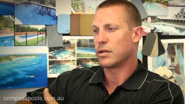 Compass Pools Australia - Fibreglass Swimming Pools - Video Library - Compass Pools Swimming Pool Consruction Process Video Cover