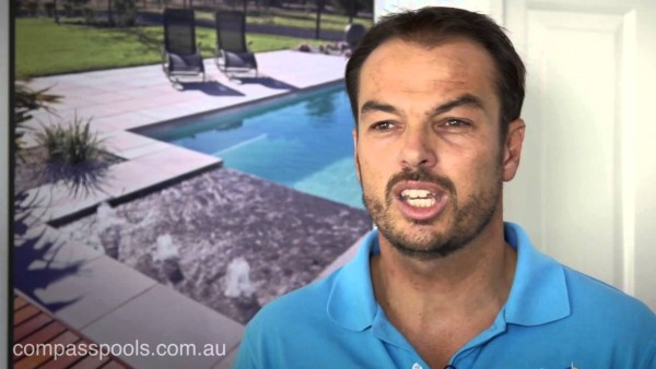 Compass Pools Australia - Fibreglass Swimming Pools - Video Library - Should You Build Your Pool Before or After the House Video Cover