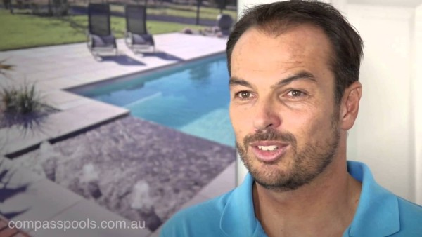 Compass Pools Australia - Fibreglass Swimming Pools - Video Library - Swimming Pool Myths Maintaining A Pool Is Hard Work Video Cover