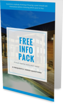 Compass Pools Australia Free Info Pack Cover
