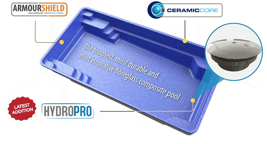 Compass Pools Australia Our Promise - Triple Guarantee for our fibreglass swimming pools