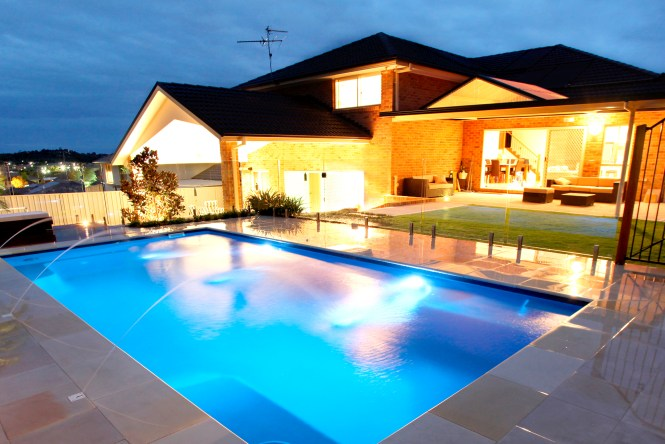 How much does a pool cost compass pools australia for How much is it to build a swimming pool