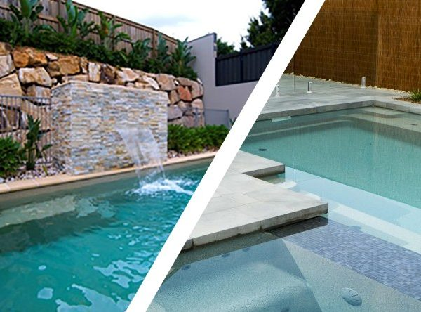 Pool 101 Which is better concrete pool or fibreglass swimming pool
