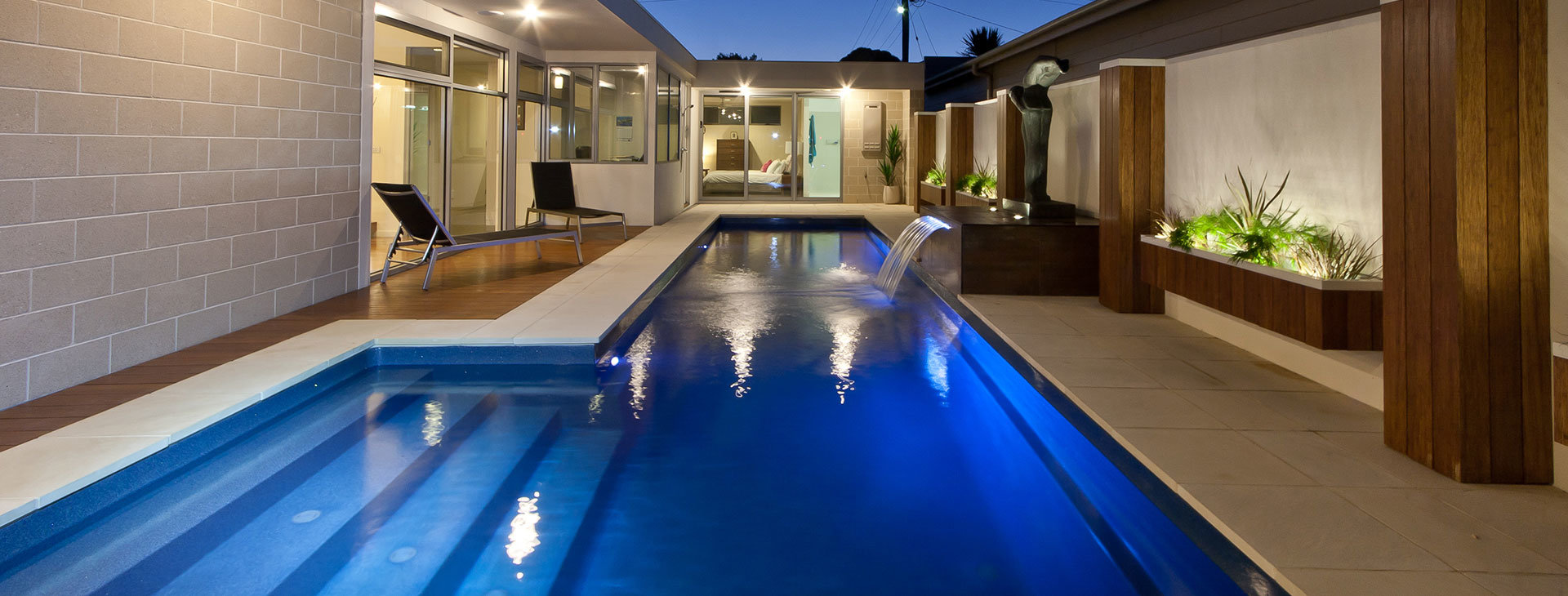 Compass Pools Australia Pool Builders South Australia Installation 3