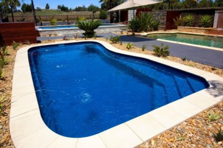 Riviera Fibreglass Swimming Pool