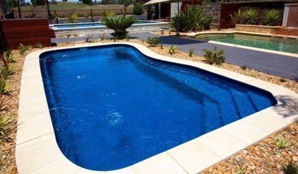 Riviera Fibreglass Swimming Pool