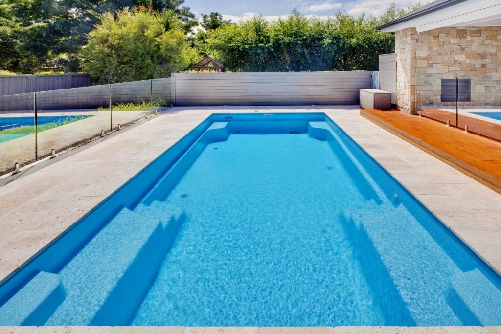 SPASA 2017 Bronze Award Fibreglass Pool Over 40000 AUD Local Pools and Spas Sydney