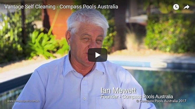 Compass Pools Australia Self-Cleaning Fibreglass Pools Video