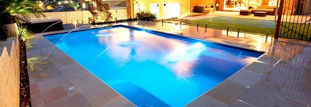 Swimming Pool Buyers Guide FAQ - Fibreglass Pool Features