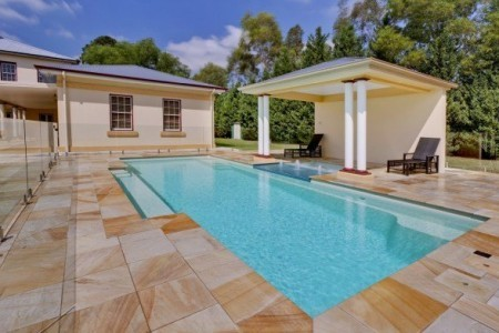 Compass Pools Australia - Vogue Fibreglass Swimming Pool