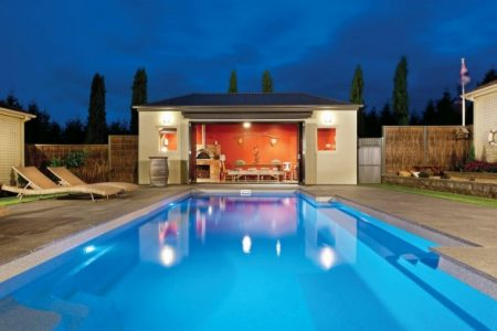 Vogue Fibreglass Swimming Pool