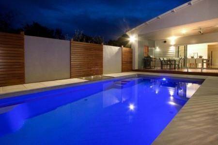 X-Trainer Fibreglass Swimming Pool