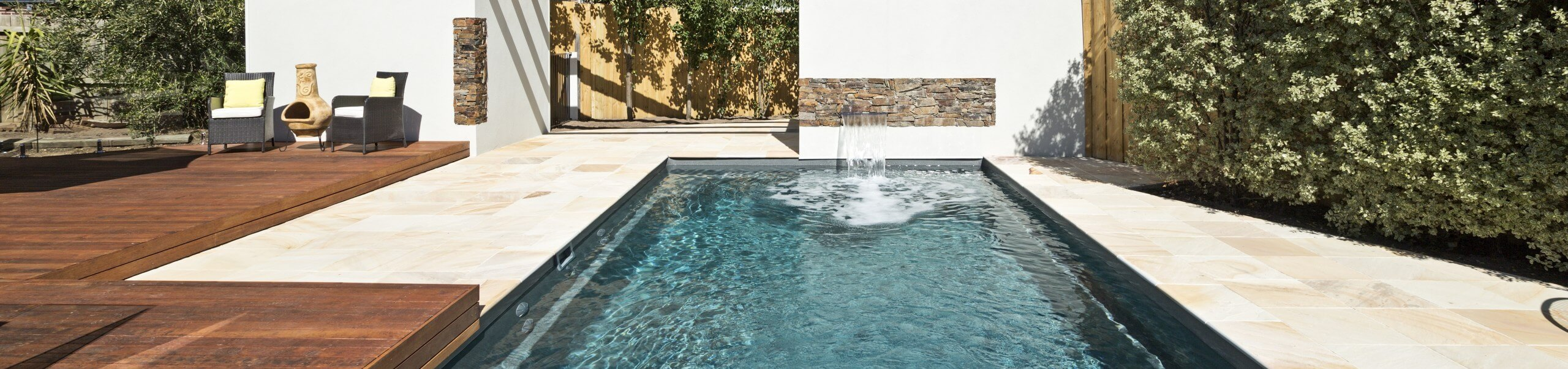 Inground Fibreglass Swimming Pools | Compass Pools