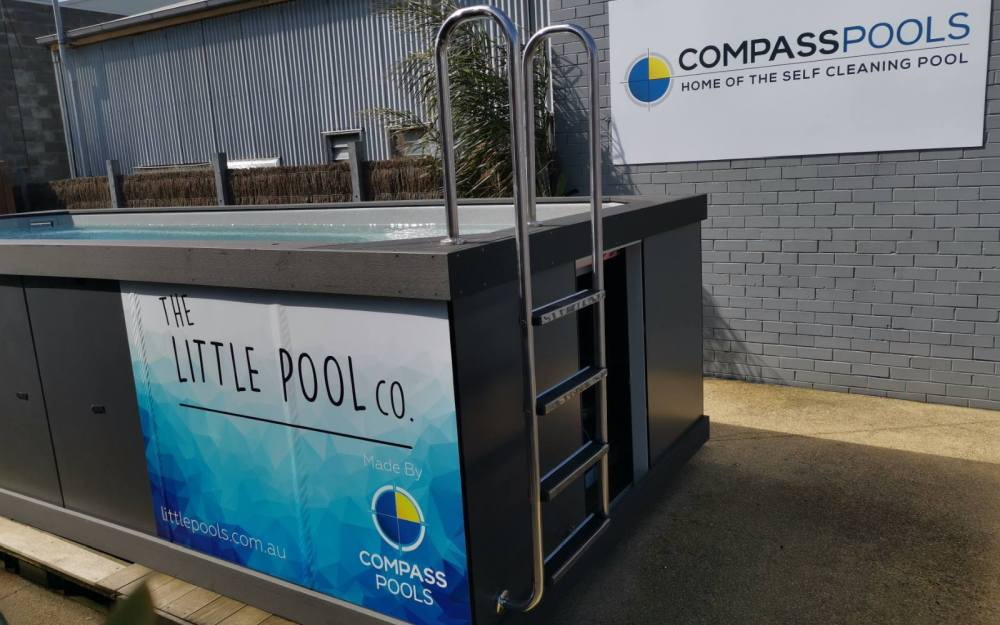 Compass Pools Australia Above ground pools Litlle pools