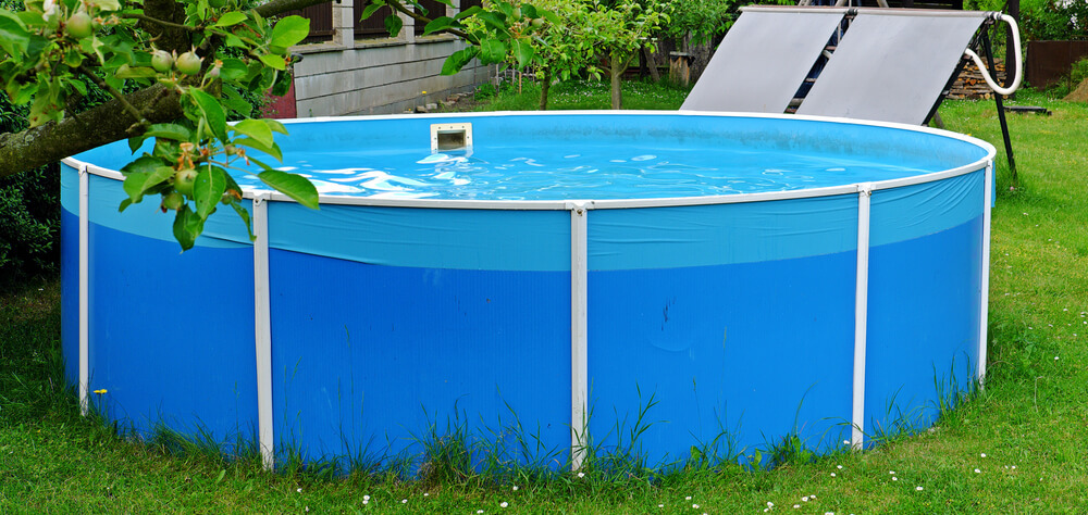 Compass Pools Australia Choosing a Portable pool type Plastic pools