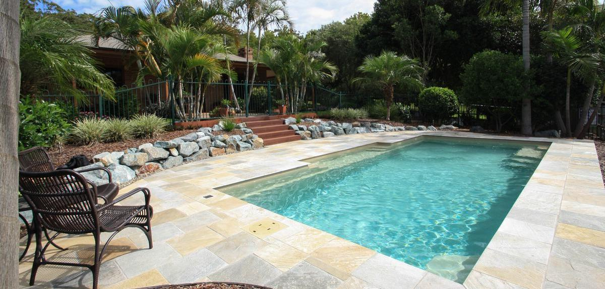 Compass Pools Australia In Ground fibreglass pools vs. cheap swimming pools