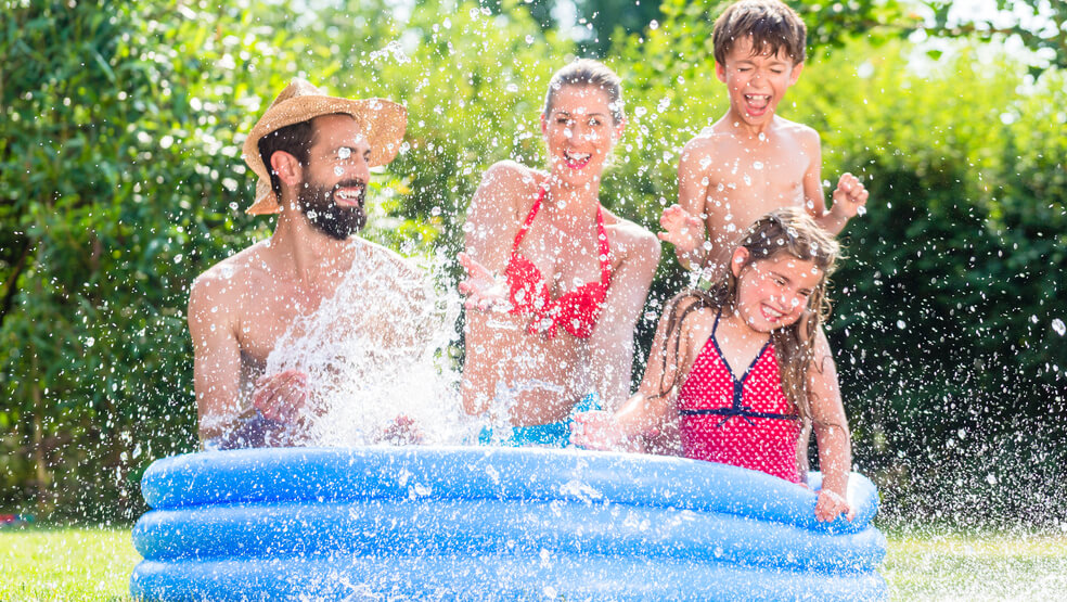 Compass Pools Australia The Advantages and Disadvantages of Owning a Plastic Pool