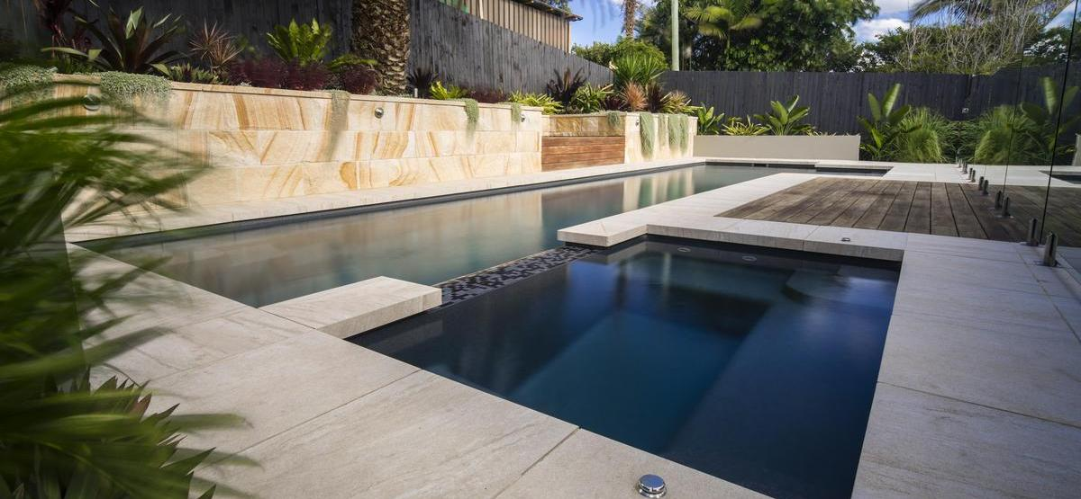Compass Pools Australia The price of the swimming pools is determine by factors Pool size Pool material Above ground pool