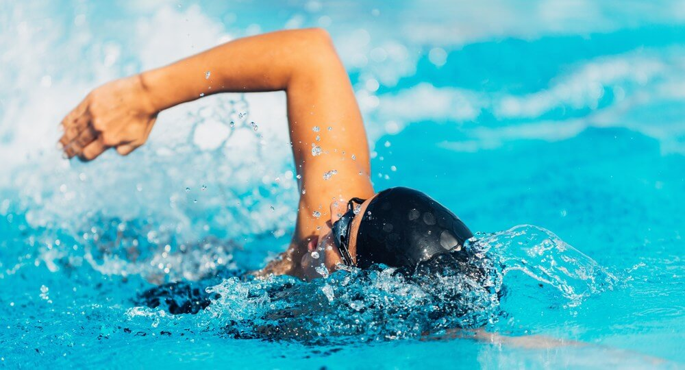 3 exercises for getting better at swimming