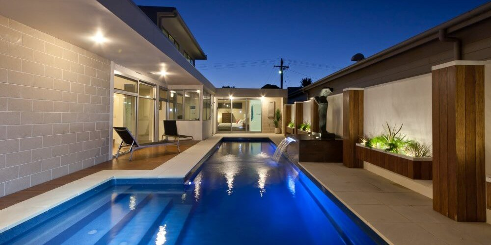 Lap Pools The Lap Of Luxury Compass Pools Australia