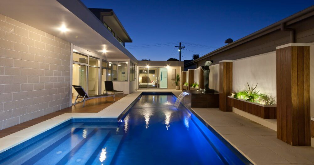 Compass Pools Australia All about lap pools