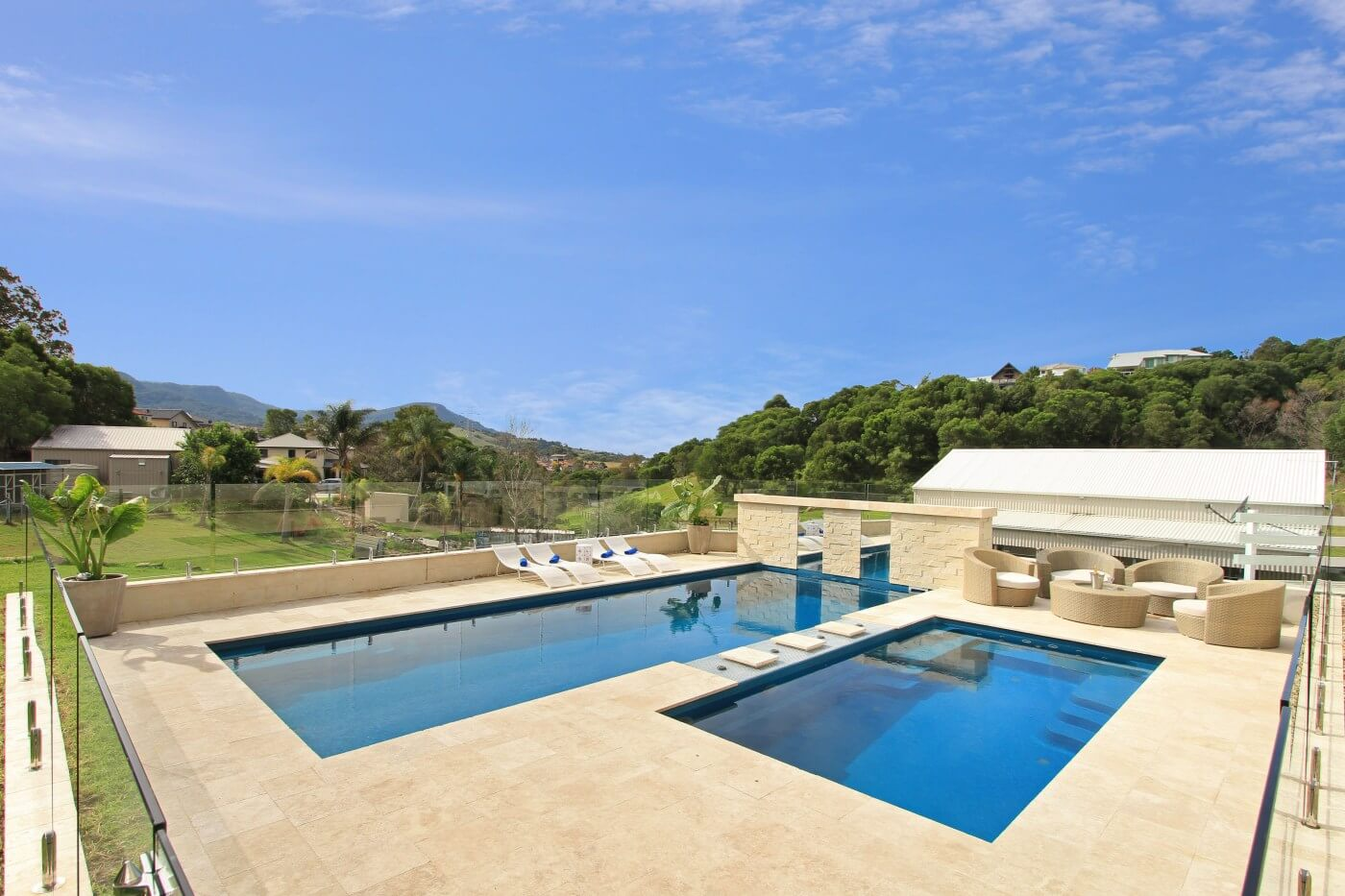 The Best Pool Design Ideas for Your Backyard - Compass Pools Australia