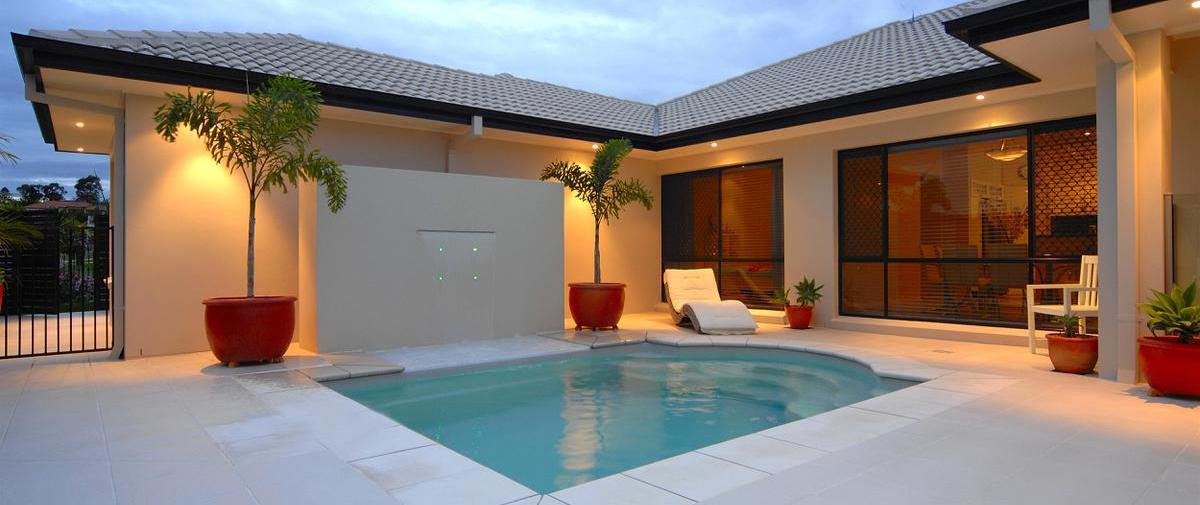 Compass Pools Australia Chooosing piscine portable type Plunge pool