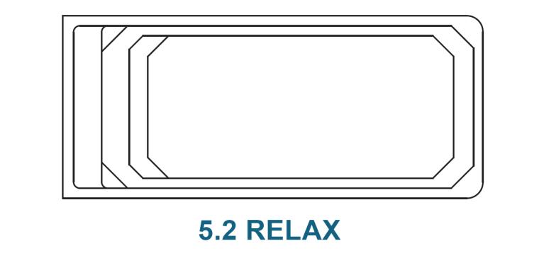 Fibreglass Plunge Pools - Relax 5 2