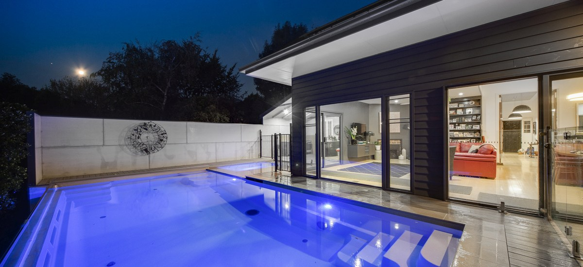 Go for a fibreglass pool in Adelaide
