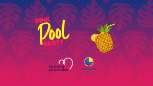 Compass Pools Australia Join Pink Pool party to support the McGrath foundation