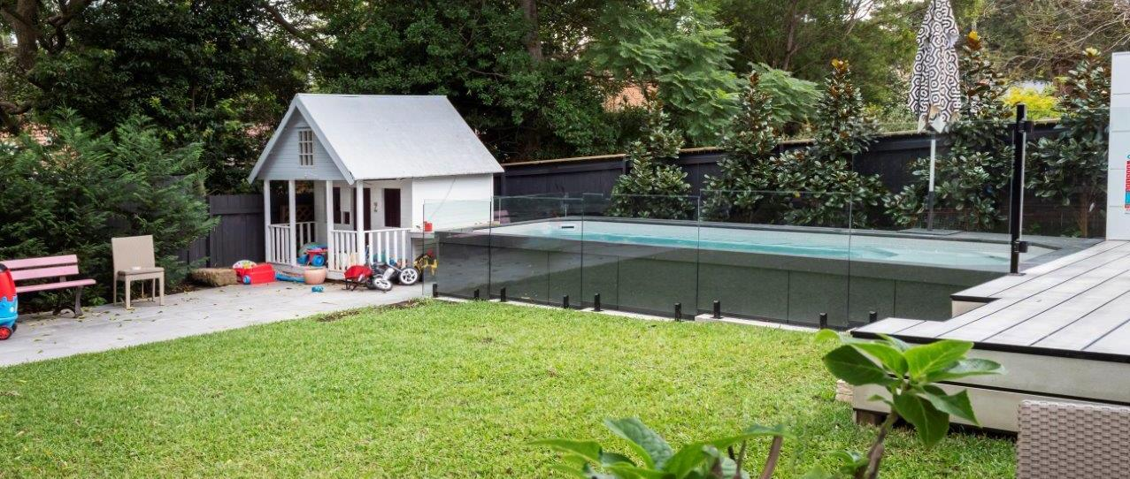 Piscines Compass Australie Les petites piscines sont une option viable lors du choix d'un type de piscine portable