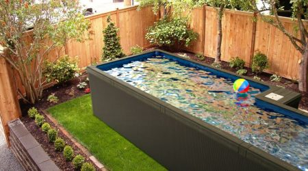 Little Pools as alternative to shipping container pools