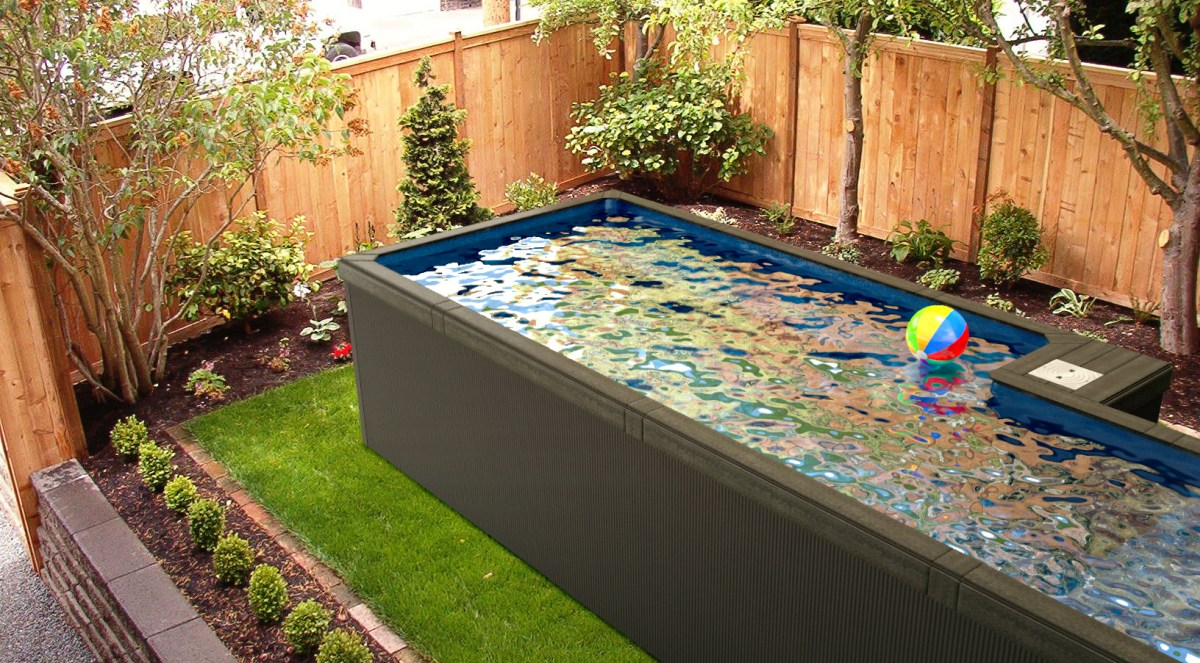 Image of: Shipping Container Pools Introducing This New Swimming Pool Trend And Alternatives