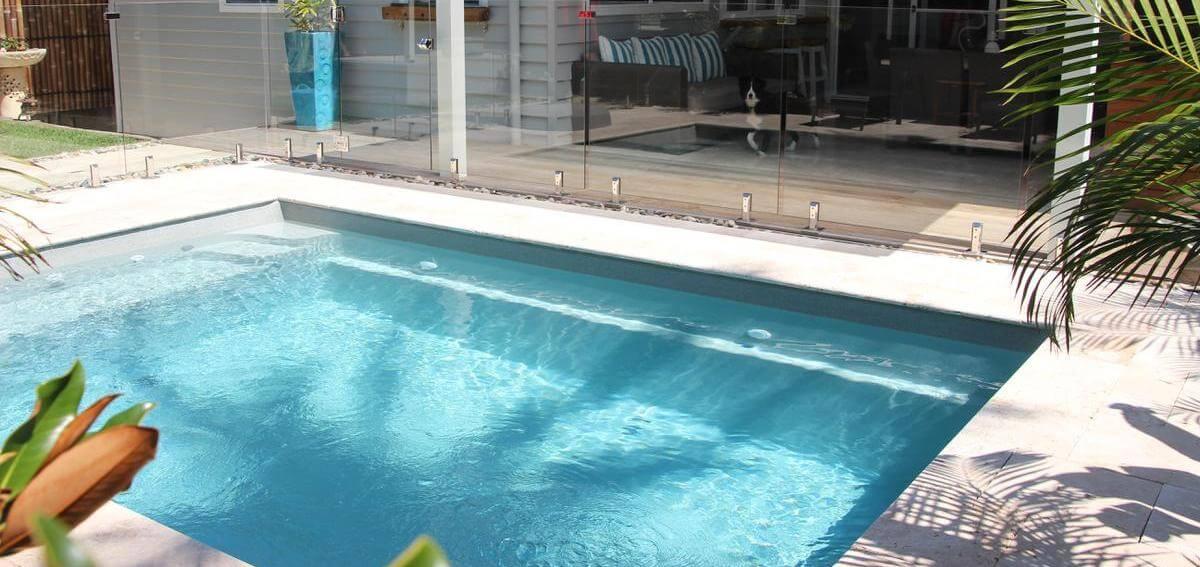 Compass Pools Australia Pool alternatives Plange pools