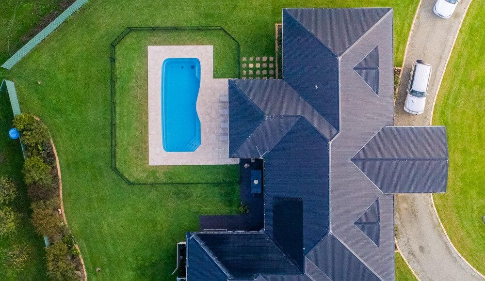 Compass Pools Australia Pool and backyard costs