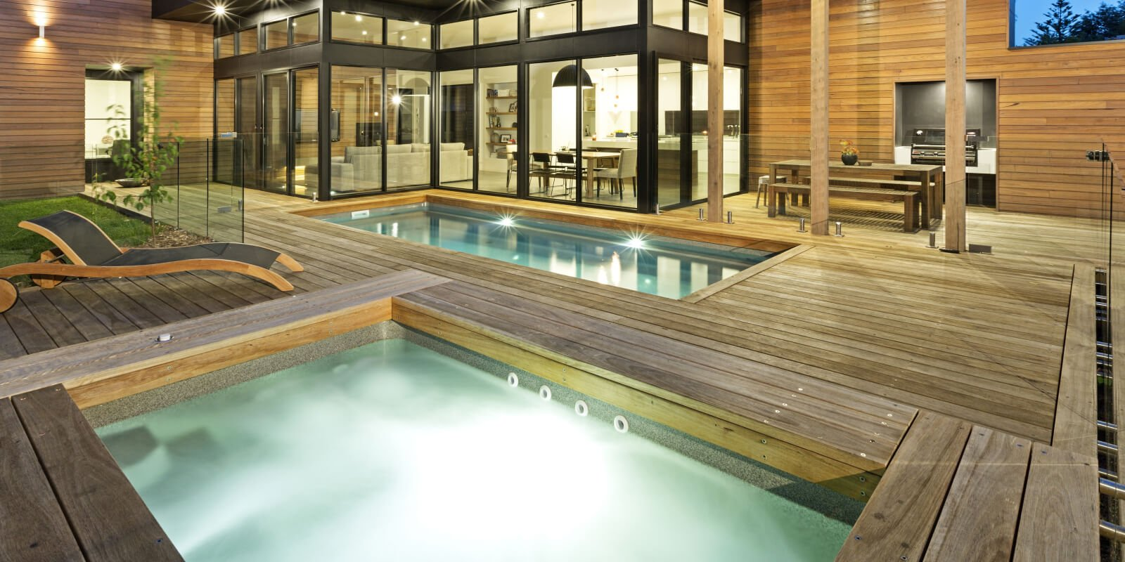 Is A Spa Pool The Right Choice For You Compass Pools Australia