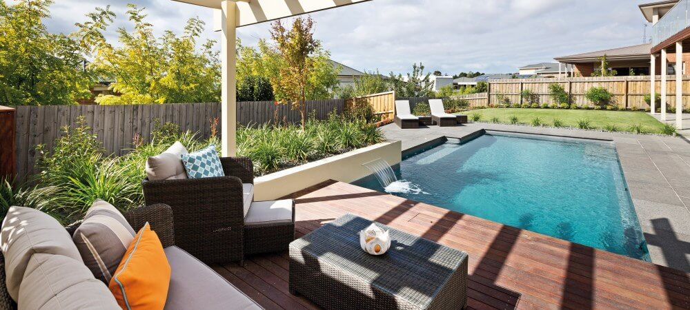 Thinking like a pool owner enables you select a pool that will look great in years to come