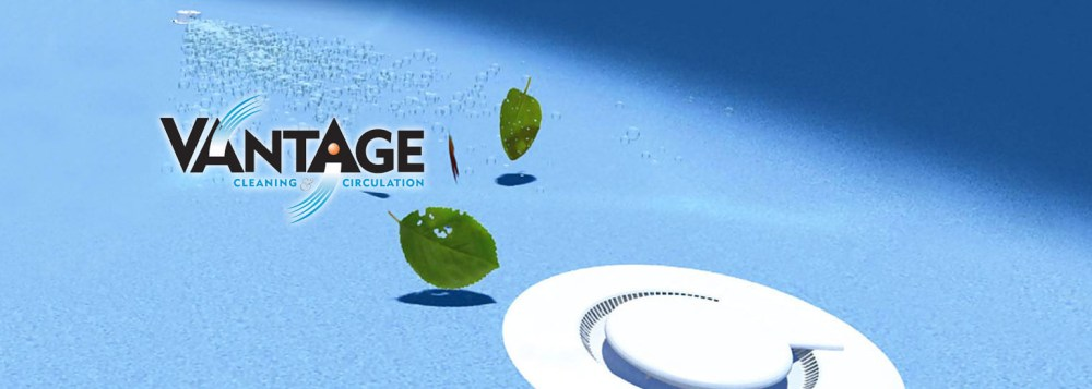 Vantage pool water circulation system