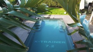 X Trainer 7 2 self cleaning pool Quartz in Geelong VIC