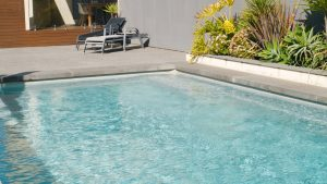 X Trainer 8 2 Pearl fibreglass pool installation in Geelong VIC 06