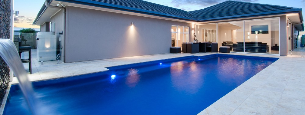 Compass Pools Central Coast NSW Vogue pool is very popular with Australian families