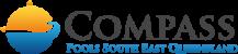 Compass Pools SEQ logo